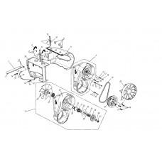 Ремень вентилятора Буран