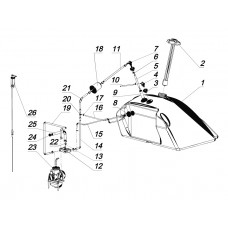 Тройник Тайга пластиковый 6*6*4 TL-C408