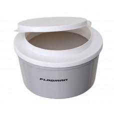Коробка Flagman для наживки круглая 1,0л