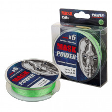Mask POWER X6-150 Light-green
