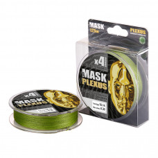 Mask Plexus X4-125 Green