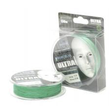 Шнур плетеный Akkoi Mask Ultra X4 130м (зеленый)