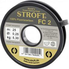 Леска Stroft FC 2 25m