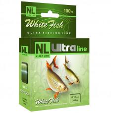 Леска NL ULTRA WHITE FISH (Белая рыба) 100m