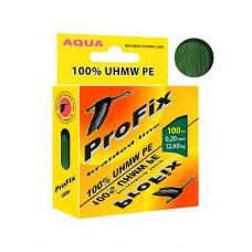 Шнур плетеный ProFix Olive 100м