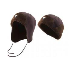 Шапка флисовая Alaskan коричневая (R90001Br)