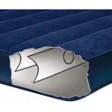 Надувной матрас Classic Downy Bed, 137х191х22см Intex 68758