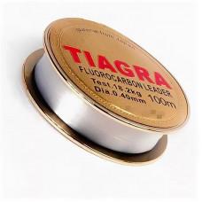 Леска Tiagra Fluorocarbon Leader 0,18мм 30м