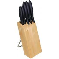 Набор из 5 ножей в подставке KitchenSmart 1004931 (837091)