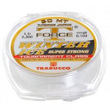 Леска Trabucco T-Force Winter Ice 50м