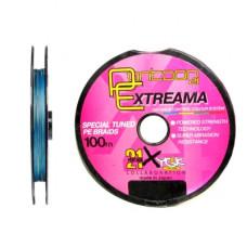 Леска плетеная Pontoon21 Extreama 100m многоцветная 0.148 мм/12lb