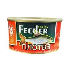 """Зерновая смесь feeder """"Плотва"""" 140мл Lion Baits"""