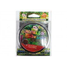 Леска Chameleon 3D 30м