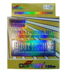 Леска флюрокарбон Enjoy Fishing (Osprey) 100м