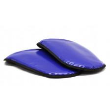 Наколенники Spinningline ПВХ синие