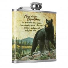 "Фляжка ""Медведь"" (210мл)"