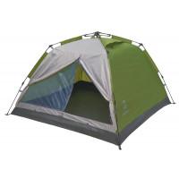 Походная палатка TREK PLANET Easy Tent 3 (зеленый/серый)