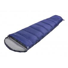 Спальный мешок TREK PLANET Active XL (серый/синий)
