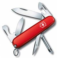Нож перочинный Victorinox Tinker Small (0.4603) 84мм 12функций красный карт.коробка