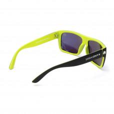 Очки поляризационные Yoshi Onyx дужки чёрно-жёлтые, жёлтые линзы